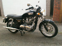 Triumph Bonneville 2003
