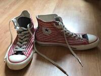 Men's Size 9 All Star Converse