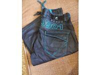 Men's ETO denim shorts W30