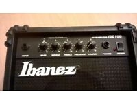 Ibanez IBZ10B Bass guitar amplifier - Mint condition - As good as new!