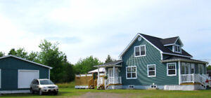 BERESFORD, N.-B. HOUSE FOR SALE  $139,900.00 FOR QUICK SALE !