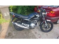 Very nice Yamaha Ybr 125 for sale! Working perfect only cosmetic problems! As Honda CG125, dylan