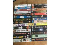Videos for sale - some really great films here