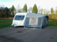 Swift Accord 220 (2 berth) touring caravan. Excellent condition