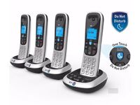 BT2600 Quad Digital Cordless Phone & Answer Machine: Unwanted gift. New but opened to check content