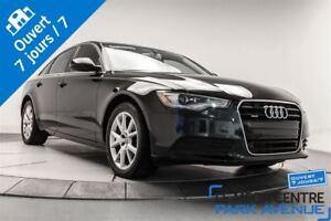 2013 Audi A6 2.0T Premium, AWD, TOIT, CUIR