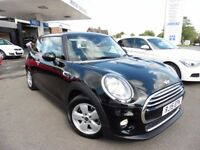 MINI Hatch COOPER (black) 2015