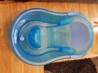 Blue Tippitoes Mini Bath