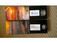 VHS - Inner Awakening and Hawaiian Waves - ZEN MEDITATION RELAXATION
