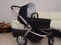 Mothercare My Choice Pram Pushchair and accessories