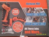RENOVATOR DELUXE TWIST A SAW AS SOLD ON IDEAL WORLD VERTUALLY BRAND NEW