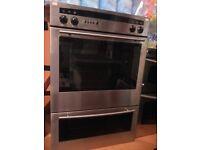 NEFF Double Oven + 3 Month Warranty