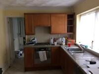 Kitchen for sale, cherry oak