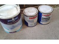 3 Paint tins for Sale