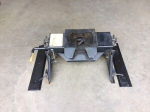 Hijacker Fifth Wheel Hitch
