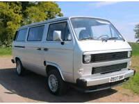 VW Multivan 1987 Camper T25