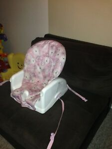 Baby mobile highchair