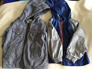 Boys jacket size 2