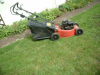 mountfield petrol mower spares or repairs