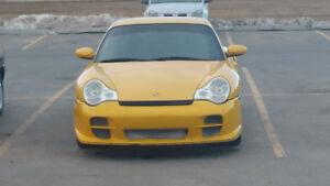 2003 Porsche 911 turbo Coupe (2 door)