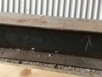Steel ( RSJ ) beam / lintel / support