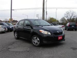 2011 Toyota Matrix - NO ACCIDENTS!!! FINANCE FOR EVERYONE!!!