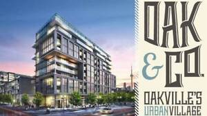 Brand New Condos in Oakville ★ Steps to Trafalgar & Dundas $400s