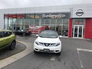 2013 Nissan Murano SL AWD 1 OWNER LOCAL TRADE
