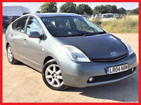 (65000 Miles)-- Toyota Prius 1.5 Hybrid T4 HYBRID CVT Automatic -- FULL Toyota History --LOW MILEAGE