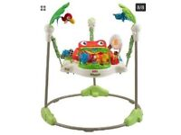 Fisher Price Rainforest Jumperoo - £40