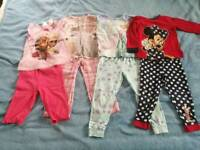 Girls pyjamas, 3-4 years