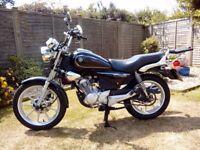 Yamaha YBR 125 Custom (2009/59)