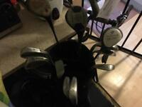 12 pcs with bag paragon golf kit - clearance sale