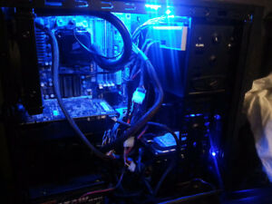 AMD FX-8350 Black Edition 8-Core  4.2 turbo water cool
