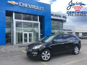 2017 Chevrolet Traverse LT AWD TRUE NORTH 7-PASS HEATED SEATS SU
