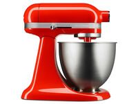 Details about KitchenAid Artisan Mini Stand Mixer - Brand New in Box. 5KSM3311XBHT
