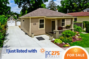 Completely reno`d century cottage in desirable Old North!