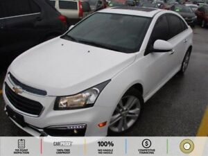 2015 Chevrolet Cruze 2LT PUSH TO START! BLUETOOTH! LEATHER!