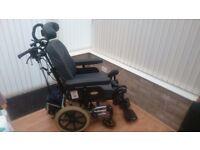 Invacare Rea azalea assist wheelchair with TGA motor