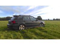 Subaru Impreza WRX 2.0 turbo with 12 months MOT