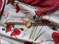 Antique Ingersoll ladies wrist watch