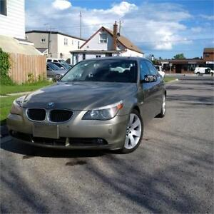 2005 BMW 5 Series 530i. Certified. 9054322277