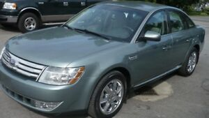 2008 Ford Taurus SEL  125000KM AWD  1 PROPRIO 66 ANS