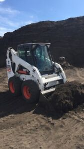 BobCat skid steer, Dump Truck, Hauling, Grading, Excavating,