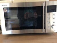 New SHARP microwave oven £35 ono
