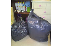 BUNDLE JOB LOT YOUNG LADYS OR TEENAGERS CLOTHES SIZES 12 TO 14