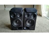 Sony 3- way speakers