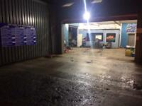 Fully established Hand Car Wash and Tyre Refurb Business