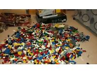 Huge bundle/job lot of lego