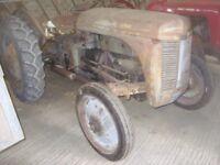 Petrol TVO Massey Ferguson 1948
